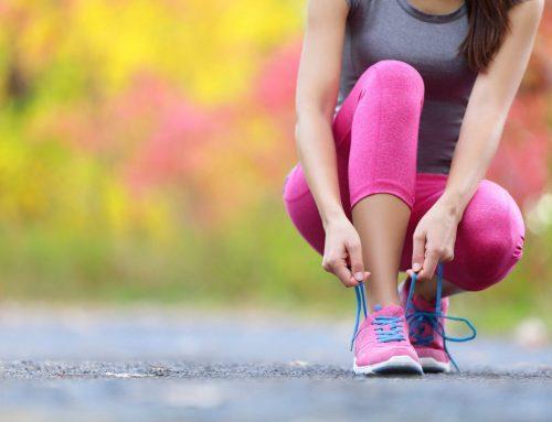 كيف ابدأ الركض